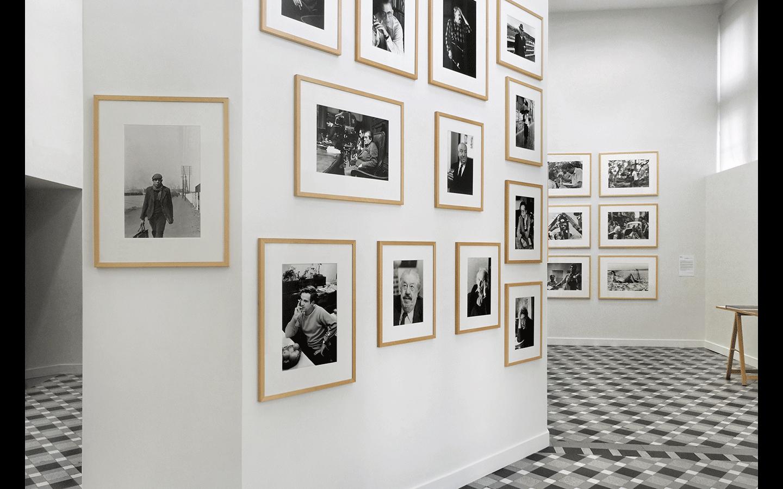 Vues partielles de l'exposition « Faites comme chez vous »