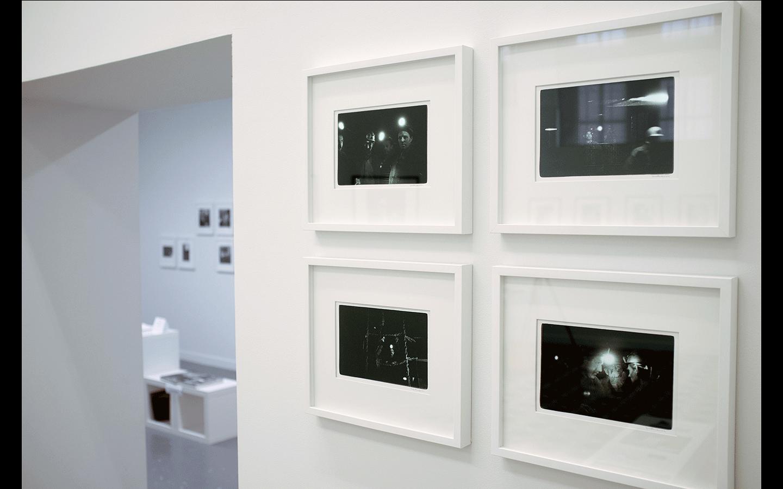 Vue partielle de l'exposition « C'est clair » ©CRP/