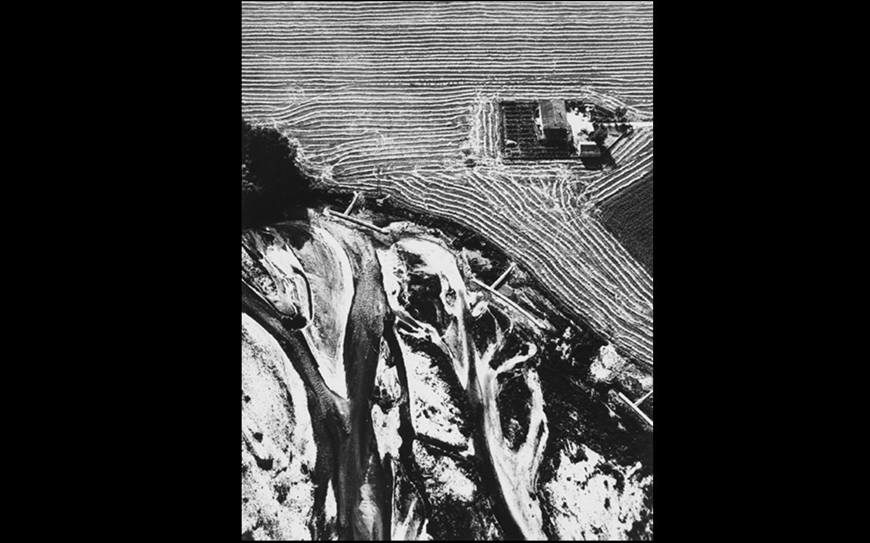Mario Giacomelli, Presa di coscienza sulla natura, 1970-1976, 39,8 x 30,2 cm