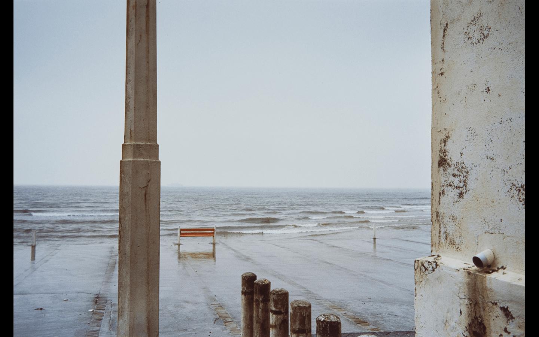 Jean-Pierre Parmentier, Wimereux, 1984