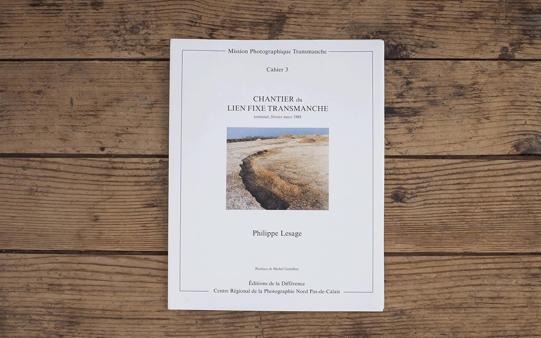 Transmanche 3 / Chantier du Lien Fixe Transmanche /