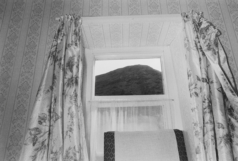 Thierry Girard, Mont Paris, Pays de Galles, 1983, 20,5 x 30,3 cm