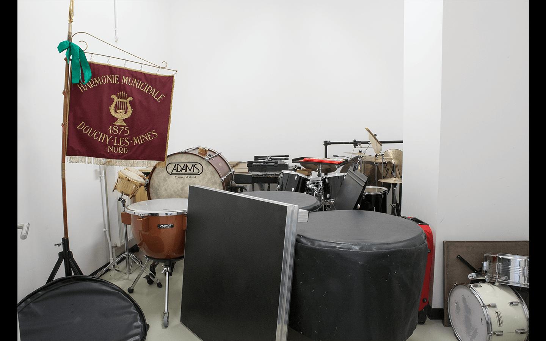 Photographie 1/7, élément de l'installation Boca, 2016, 105 x 70 cm, impression jet d'encre sur baryté numérique