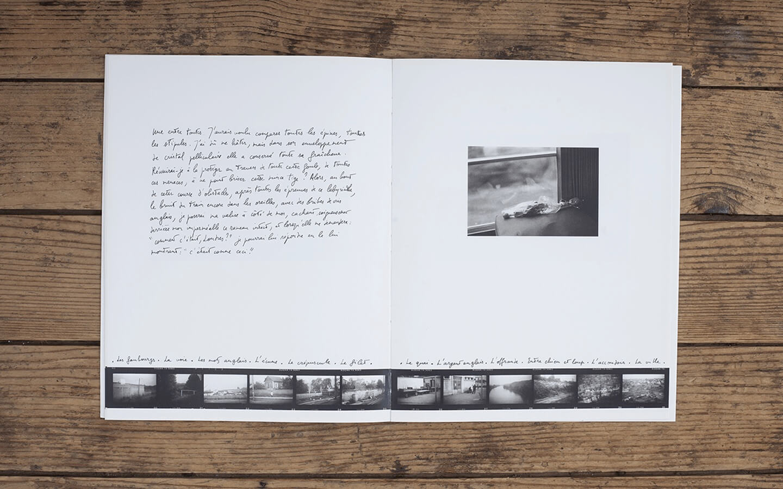 Transmanche 1 / Paris-Londres-Paris / Bernard Plossu, Michel Butor