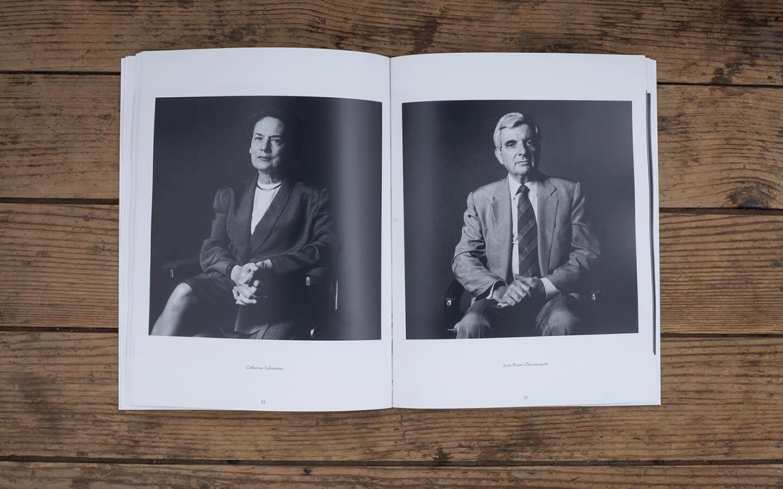 Transmanche 23 / Capitale Europe, Portraits de personnalités européennes