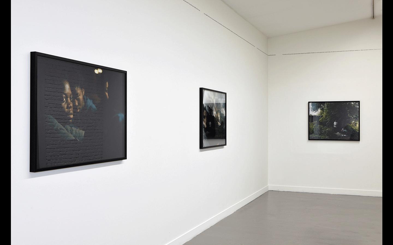 Vues partielles de l'exposition « Missing Stories » ©Frédéric Delesalle