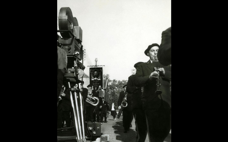 Centenaire de l'Harmonie de Liévin, novembre 1962
