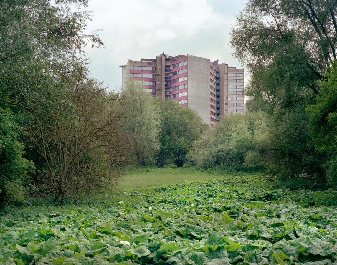 Bruxelles Limites, 2009-2010, 65 x 79 cm