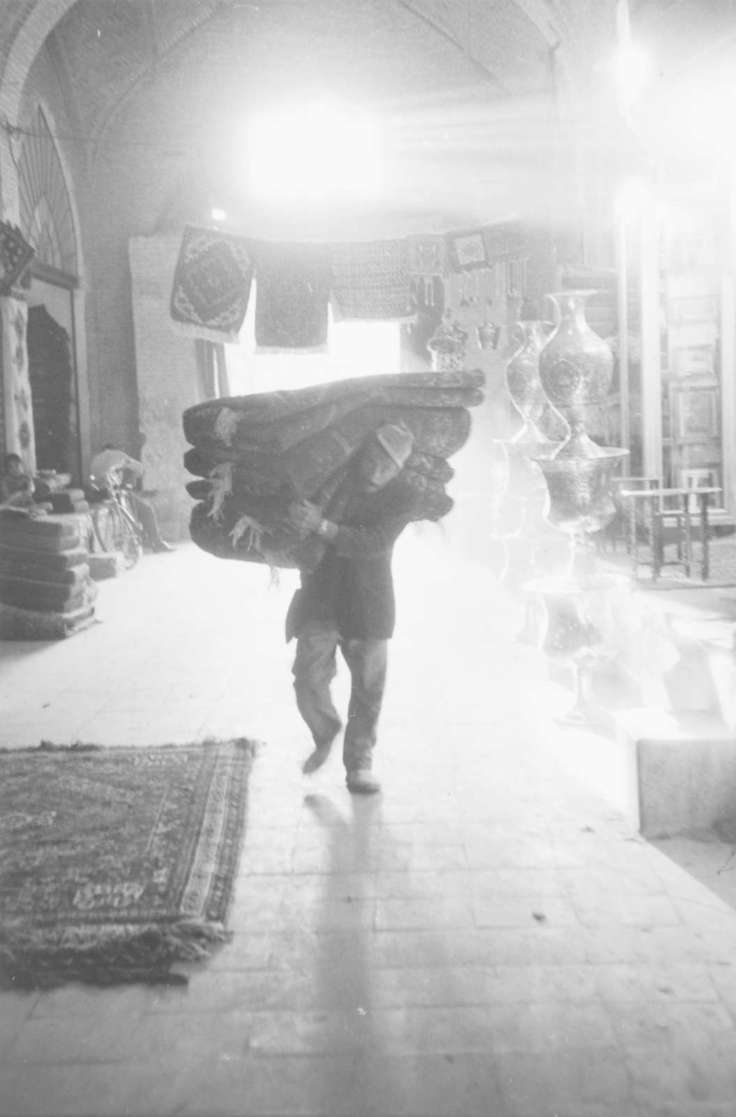« Iran », Ispahan, 1972 © Jean Marquis