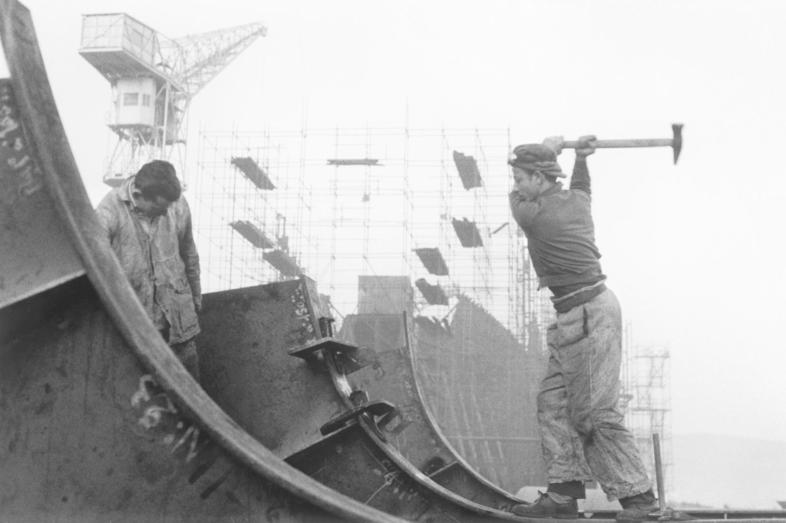 « La Ciotat », Sans titre, 1958 © Jean Marquis